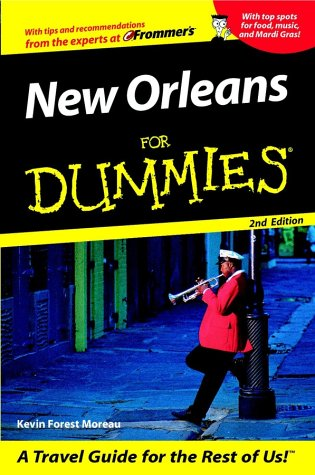 9780764554544: New Orleans For Dummies (Dummies Travel)