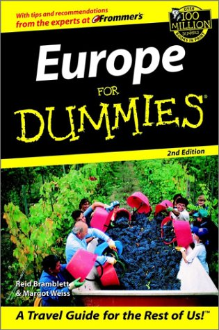 9780764554568: Europe For Dummies (Dummies Travel)