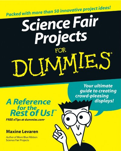 9780764554605: Science Fair Projects For Dummies