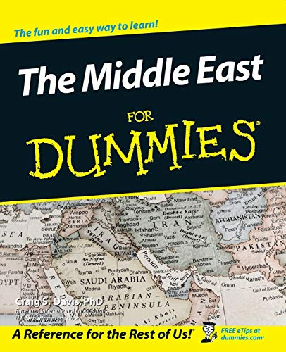 9780764554834: The Middle East For Dummies