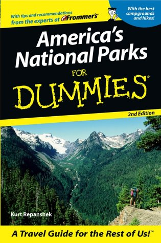 9780764554933: America's National Parks For Dummies (Dummies Travel)