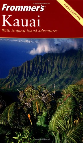 9780764555206: Frommer's Kauai (Frommer's Complete Guides)