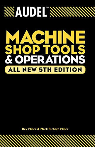 Audel Machine Shop Tools and Operations: Rex Miller; Mark