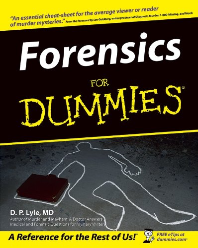9780764555800: Forensics For Dummies