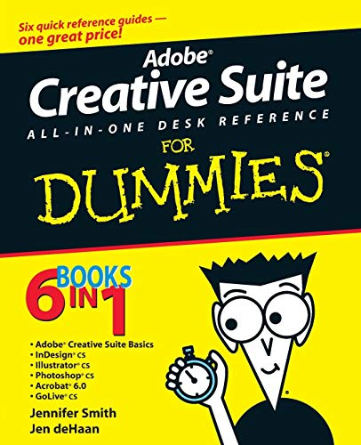 9780764556012: Adobe Creative Suite All-In-One Desk Reference for Dummies