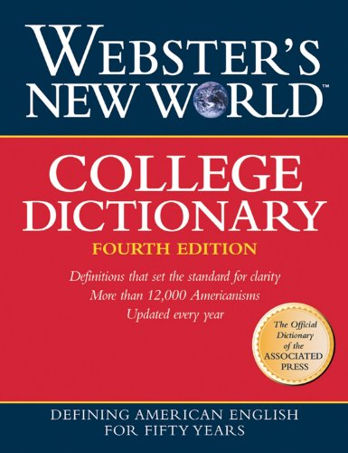 9780764556029: Webster's New World College Dictionary