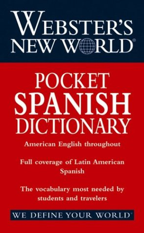 9780764556197: Webster's New World Pocket Spanish Dictionary