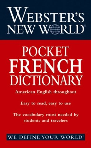9780764556203: Webster's New WorldPocket French Dictionary