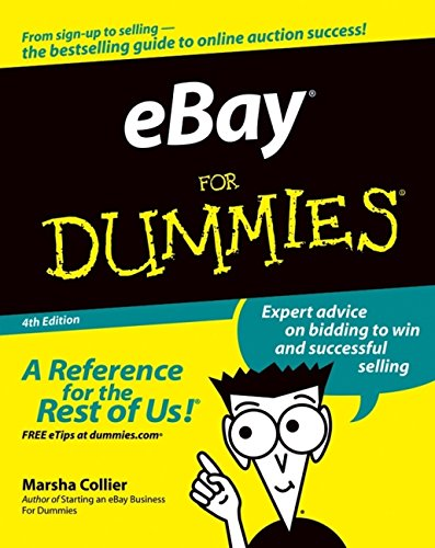 9780764556548: eBay For Dummies (For Dummies (Computers))