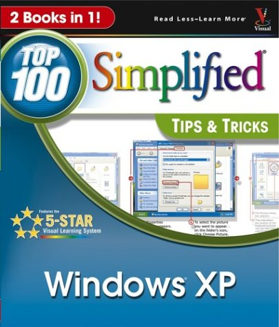 9780764557217: Windows(R) Xp/Photoshop(r) Elements 2 - Top 100 Simplified Tips and Tricks