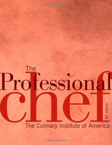 9780764557347: The Professional Chef