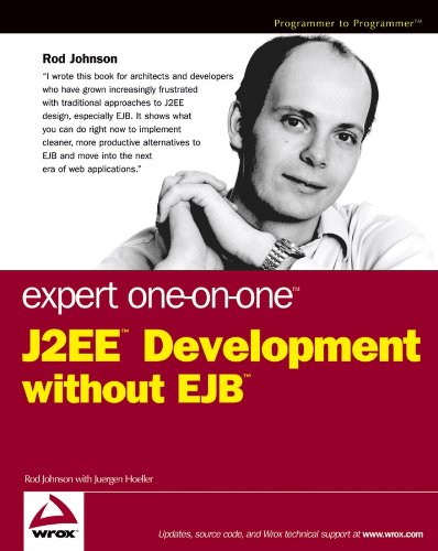 9780764558313: Expert One-on-One J2EE Development without EJB