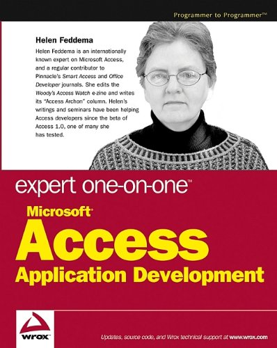 9780764559044: Expert One-on-One Microsoft Access Application Development