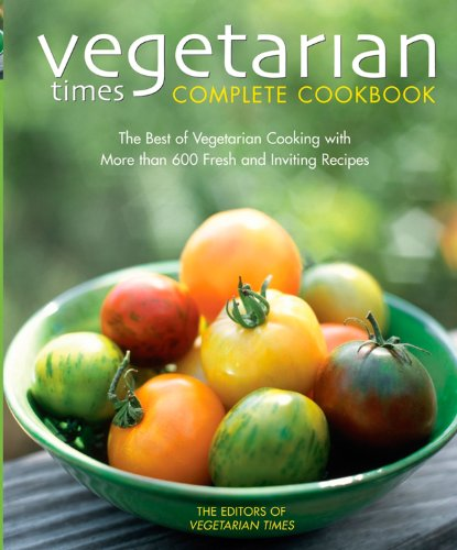 9780764559594: Vegetarian Times Complete Cookbook (Second Edition)