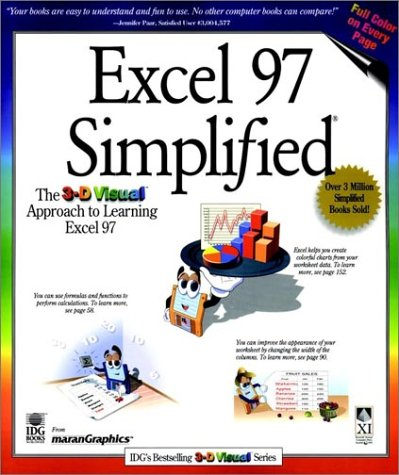 9780764560224: Microsoft Excel 97 Simplified (Simplified (Wiley))