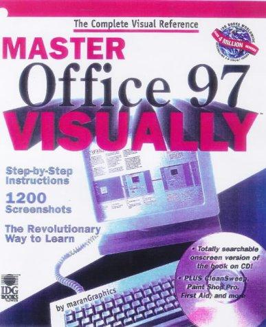Master Office 97 Visually: Maran, Ruth;Marangraphics Inc