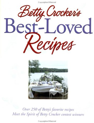 9780764560712: Betty Crocker'S Best Loved Recipes