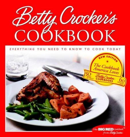 9780764560798: Betty Crocker's Cookbook