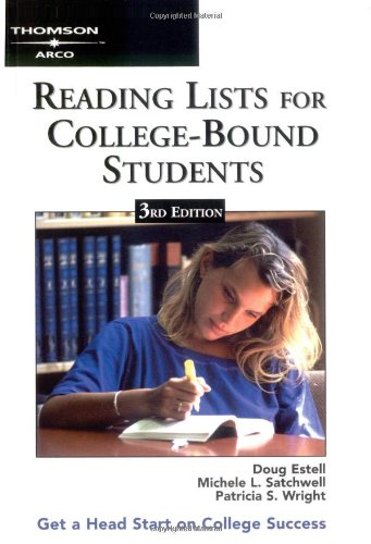 9780764561016: Reading Lists for Coll Bound Students, 3 (Reading Lists for College-Bound Students)
