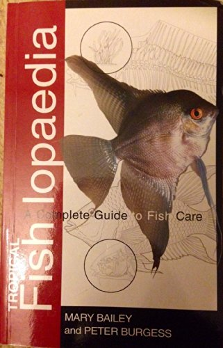 9780764561108: Tropical Fishlopedia