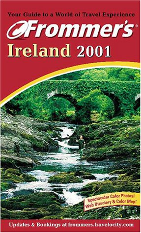 9780764561351: Frommer's Ireland 2001