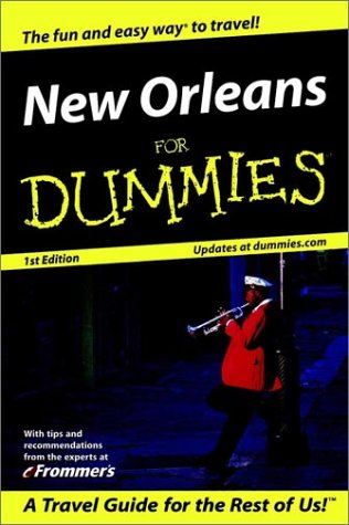 9780764561597: New Orleans For Dummies? (Dummies Travel)
