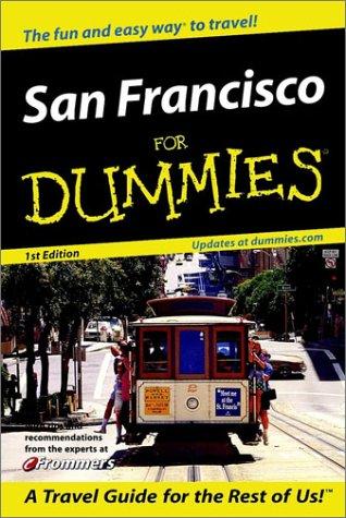 9780764561610: San Francisco for Dummies (Dummies Travel)