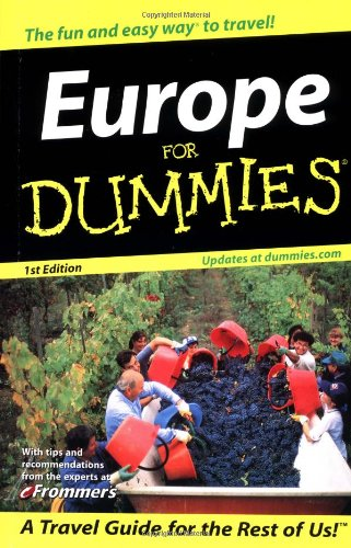9780764561900: Europe For Dummies? (Dummies Travel)