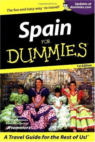 9780764561955: Spain For Dummies (Dummies Travel)
