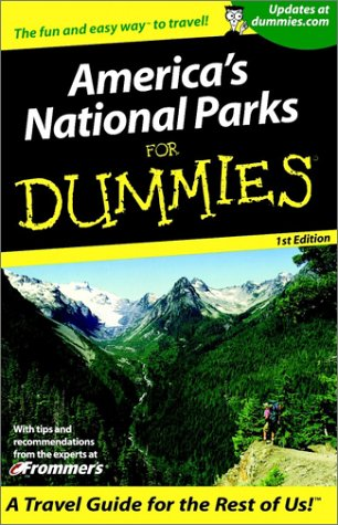 9780764562044: America's National Parks For Dummies? (Dummies Travel)