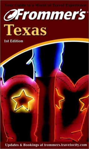 9780764562235: Frommer's Texas (Frommer's Complete Guides)