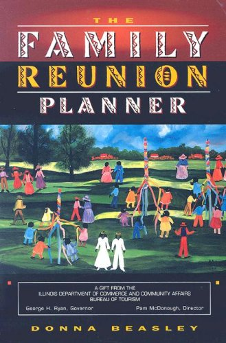 9780764562242: The Family Reunion Planner