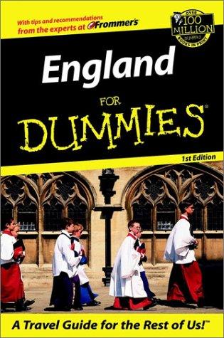 9780764562327: England For Dummies