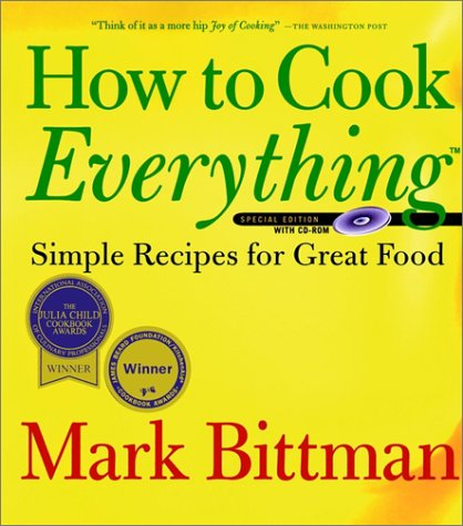 9780764562587: How to Cook Everything: Special Edition