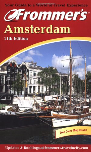 9780764562648: Frommer's Amsterdam (Frommer's Complete Guides)