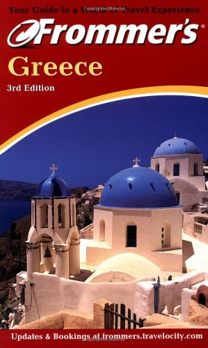 9780764562679: Frommer's Greece (Frommer's Complete Guides)