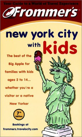 9780764562853: Frommer's New York City with Kids (Frommer's With Kids)