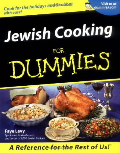 9780764563041: Jewish Cooking For Dummies?