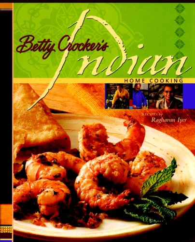 9780764563157: Betty Crocker's Indian Home Cooking