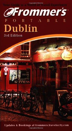 Frommer's Portable Dublin (Frommer's Portable): Meagher, Robert Emmet