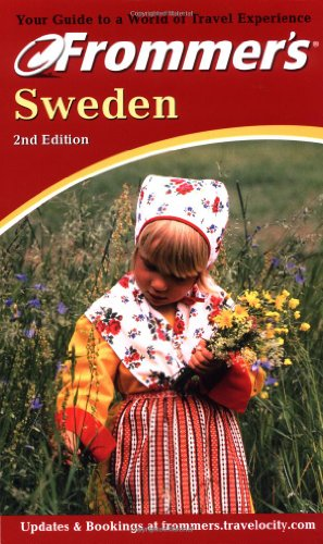 9780764563522: Frommer's Sweden (Frommer's Complete Guides)