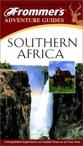 Frommer's Adventure Guides: Southern Africa: The Automobile Association