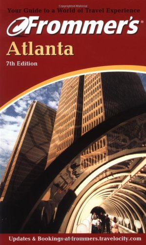 9780764563591: Frommer's Atlanta
