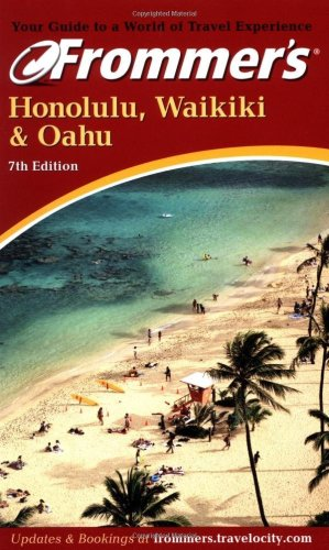 9780764564116: Frommer's Honolulu, Waikiki & Oahu (Frommer's Complete Guides)