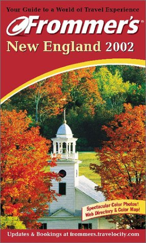 9780764564468: Frommer's? New England 2002