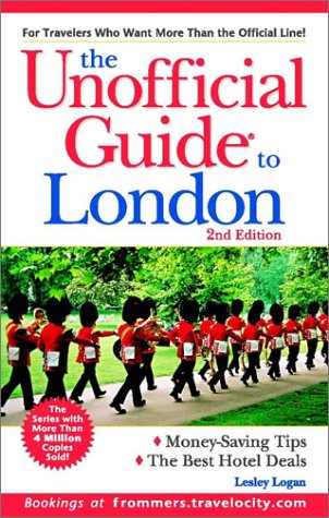 9780764564499: The Unofficial Guide to London (Unofficial Guides)
