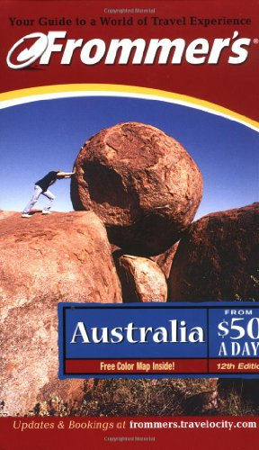 Frommer's Australia from $50 a Day: Marc Llewellyn, Natalie