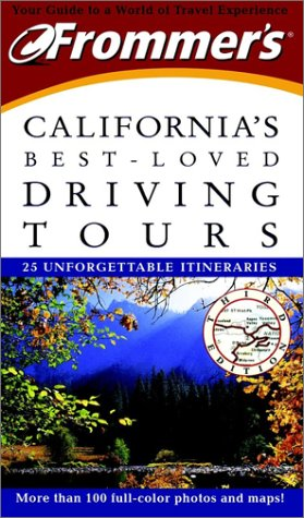 9780764564550: Frommer's California's Best-Loved Driving Tours