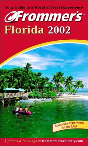 9780764564604: Frommer's Florida 2002