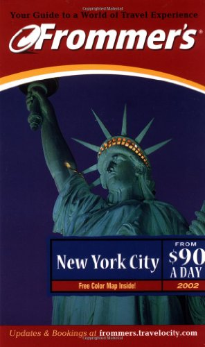 9780764564673: Frommer's 2002 New York City from $90 a Day